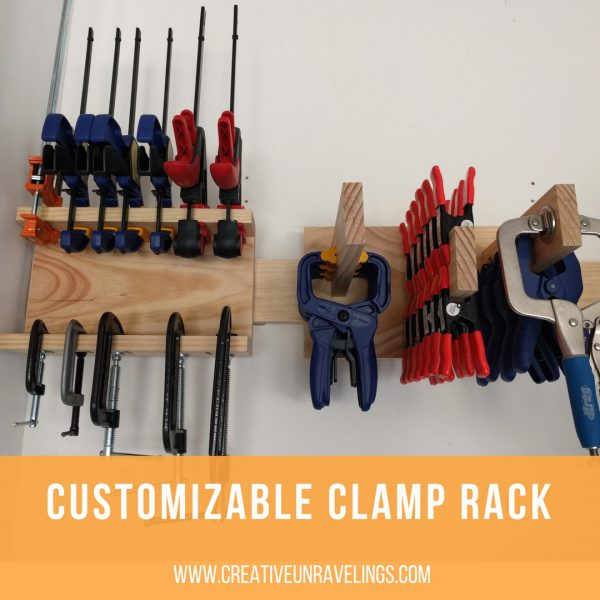Customizable Clamp Rack
