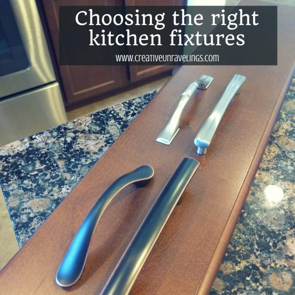 Choosing the right kitchen fixture